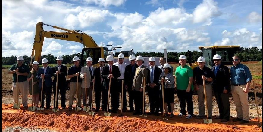 DISC Groundbreaking