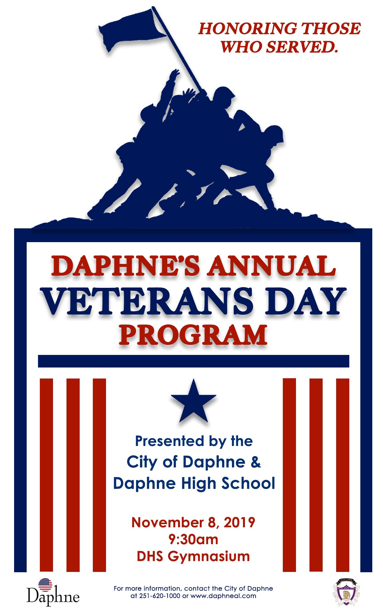 Veterans Day 2019 Flyer Small v2