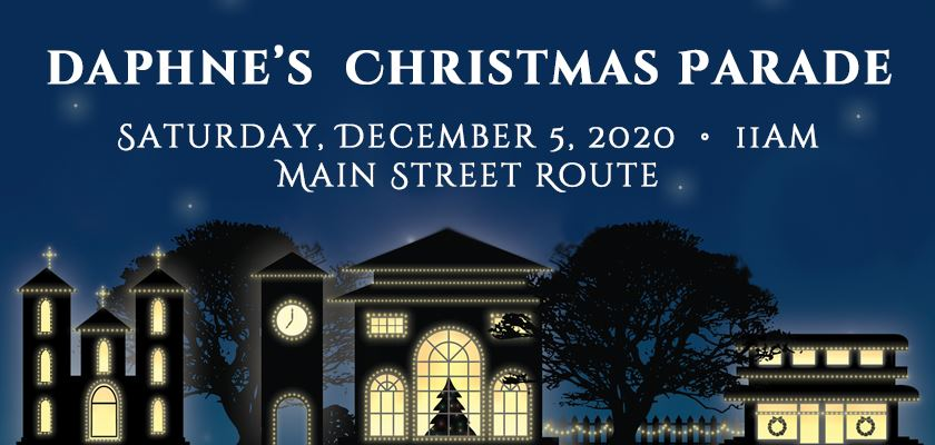 Christmas 2020 Parade DIGITAL SIGN