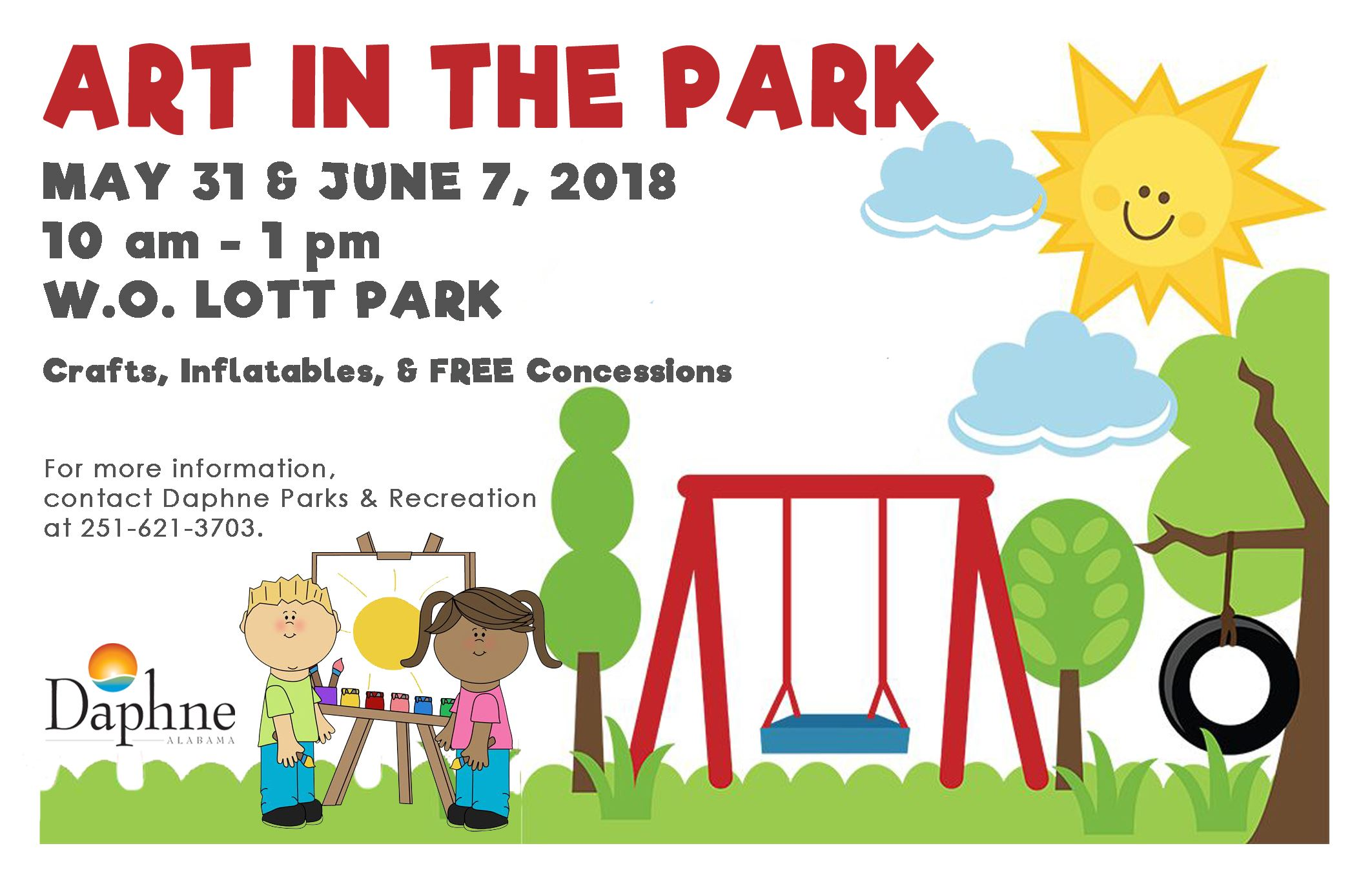 Art in the Park 2018