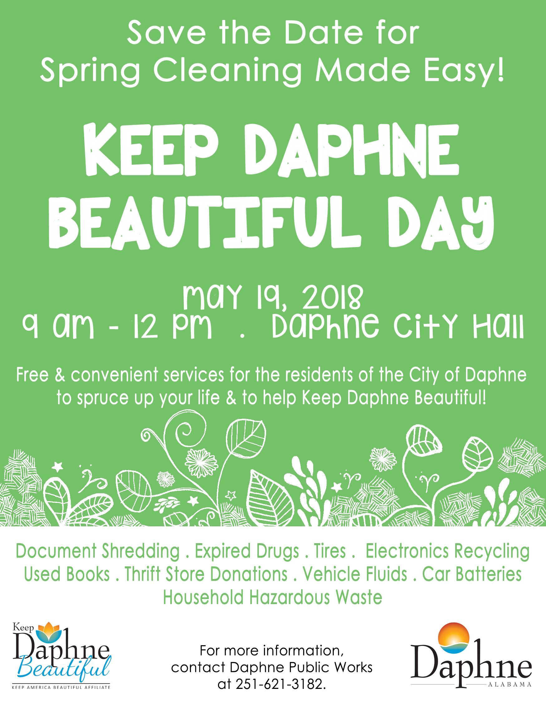 KDB Day 2018 Save The Date